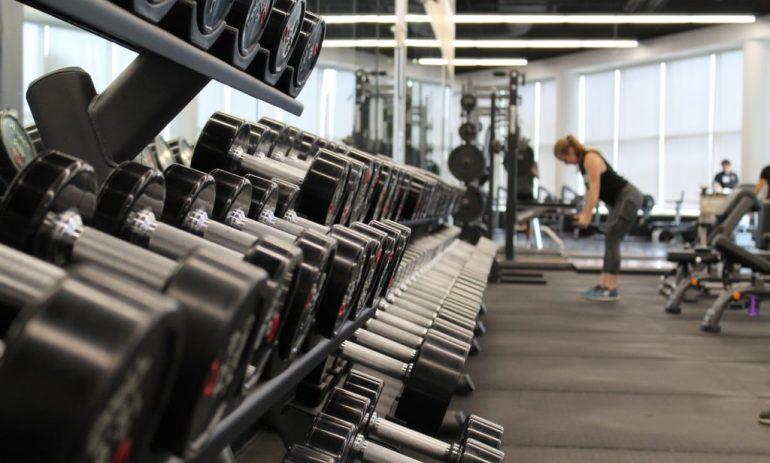 多伦多健身房网站设计